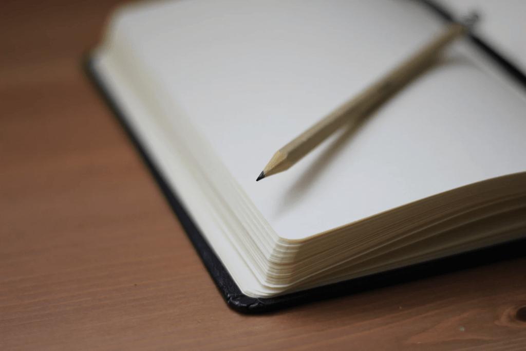 バレットジャーナルはノートとペンがあれば始められる